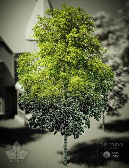 EM - MultiRes Aspen Trees