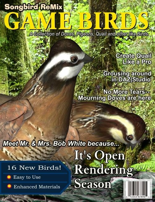 SBRM Gamebirds