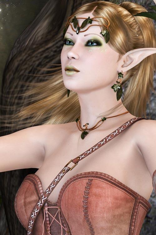 Fantasy Girls - Fayra