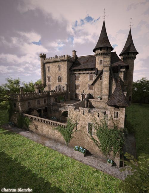 Chateau Blanche