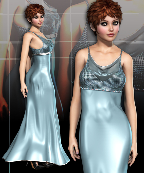 Vision: Alondra Gown