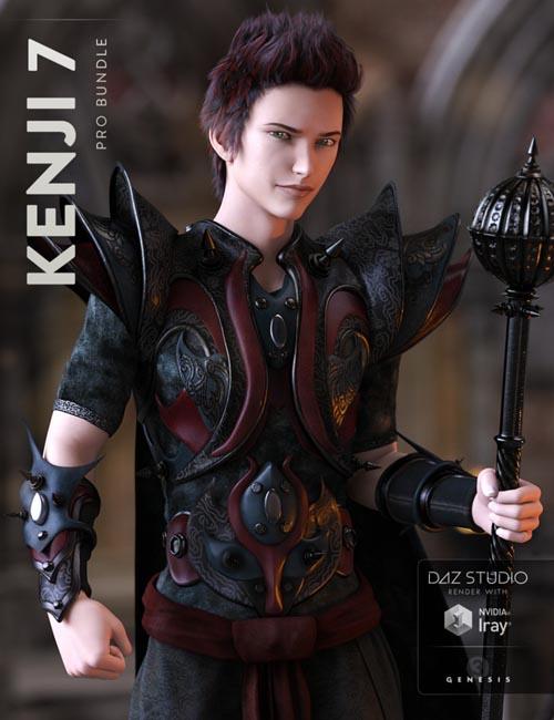 Kenji 7 Pro Bundle