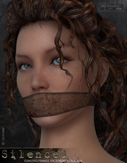 Silenced G2F [ Iray UPDATE ]