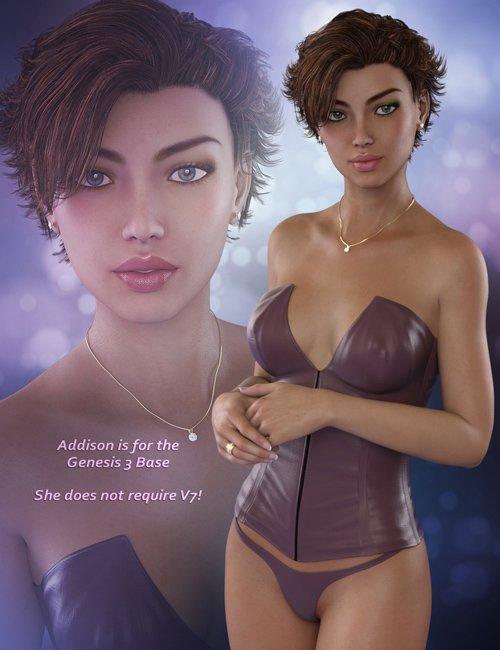Addison for Genesis 3 Female