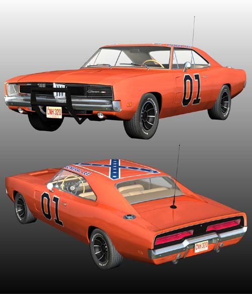 DODGE CHARGER-The General