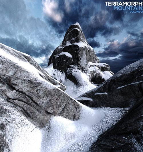 Terra Morphs Volume 1 Mountains