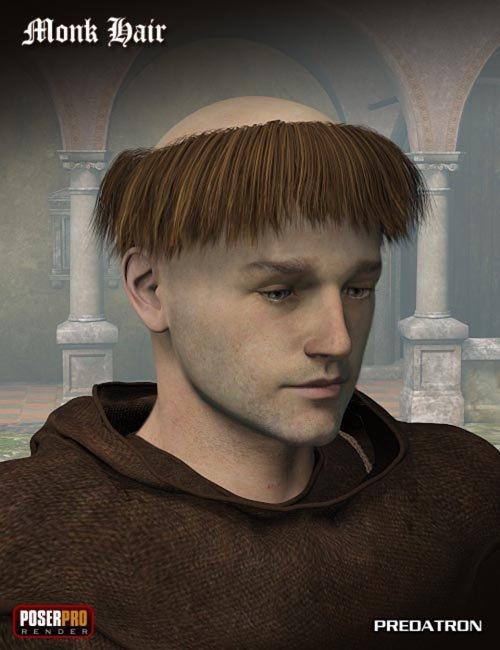M4 Monk Hair