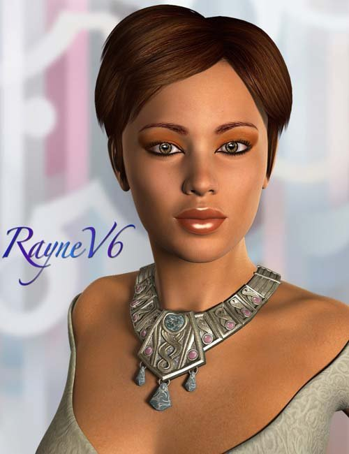 Rayne Morphs for Victoria 6