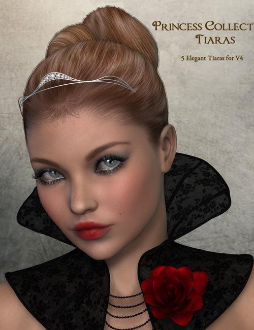 Princess Collection V1- Tiaras