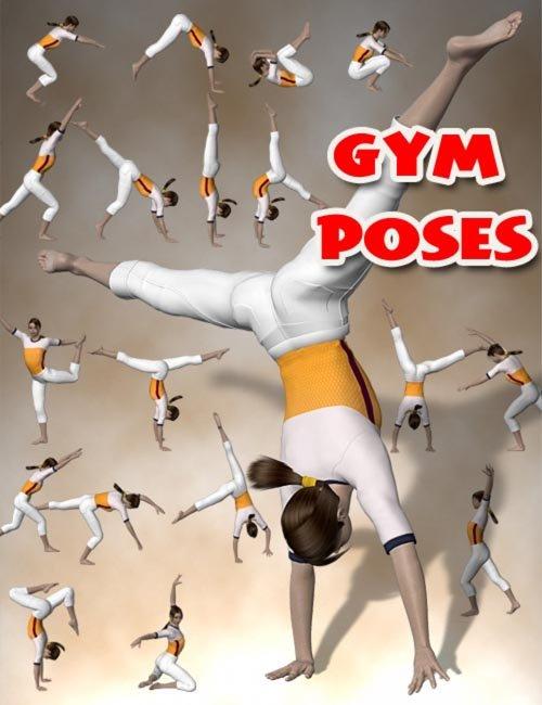[UPDATE] Gym Poses for V4