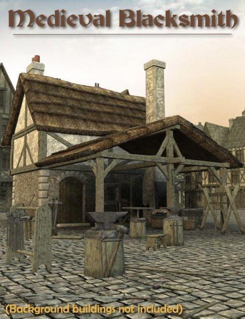 [UPDATE] Medieval Blacksmith