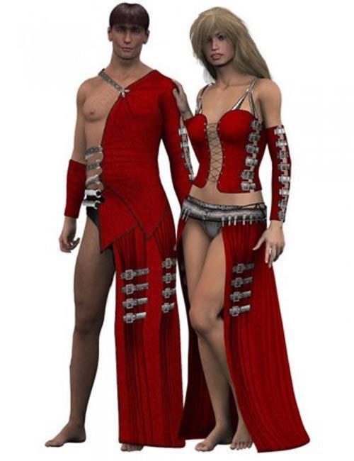 LB Fantasy Dress Texture Pack 3 (Inactive)