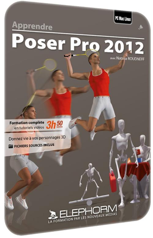 Apprendre Poser Pro 2012 - French
