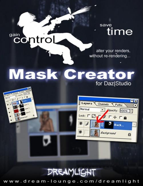 Surface Mask Creator for DS