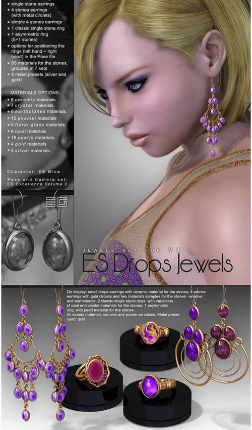 ES Drops Jewels Vol.1