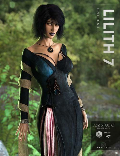 Lilith 7 Pro Bundle