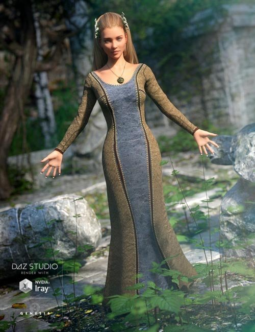 Sighni Outfit for Genesis 3 Female(s)