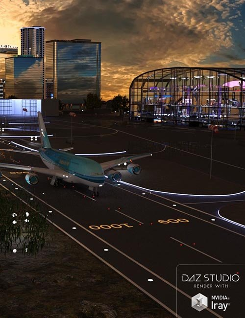 Airport Island - Airport (Fix)