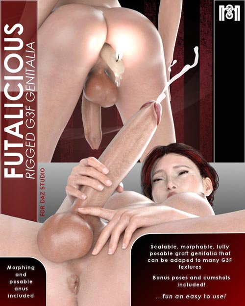 Futalicious For Genesis 3 Female (UPDATE V0.3)