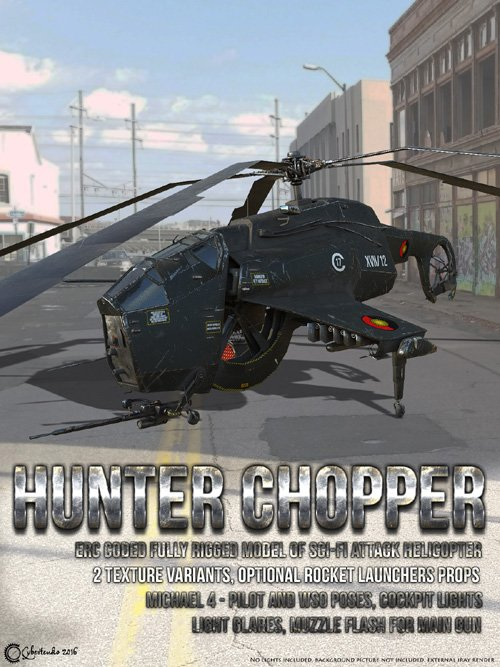 Hunter Chopper
