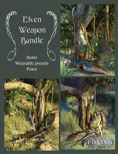 Elven Weapon Bundle