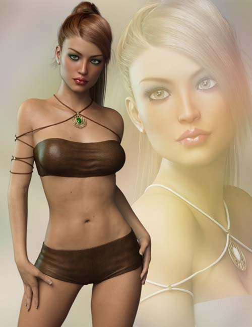FWSA Ashlyn HD for Genesis 3 Female(s)