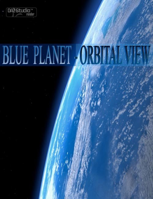 Blue Planet - Orbital View