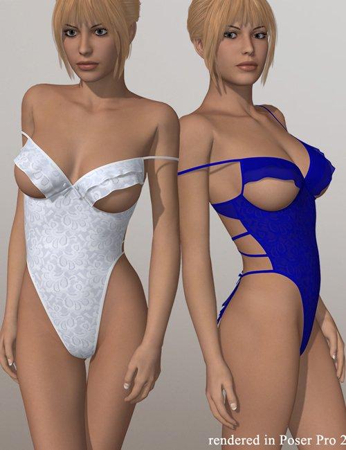 Lace Lingerie III