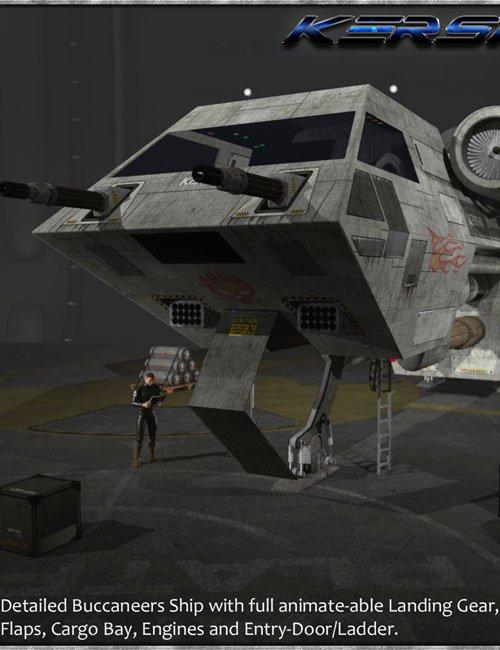 Kersha Spacecraft
