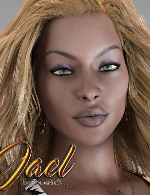 Jael for G3F