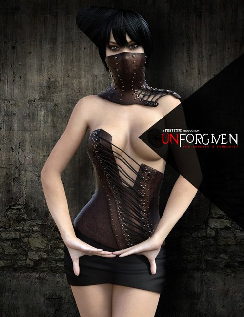 Unforgiven for Genesis 3 Female(s)