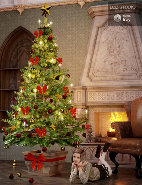 [UPDATE] Victorian Christmas Tree