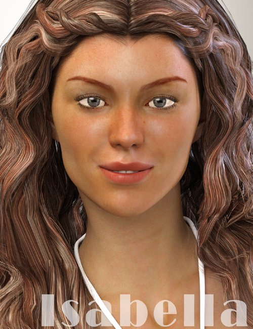 Isabella for Genesis 3 Females