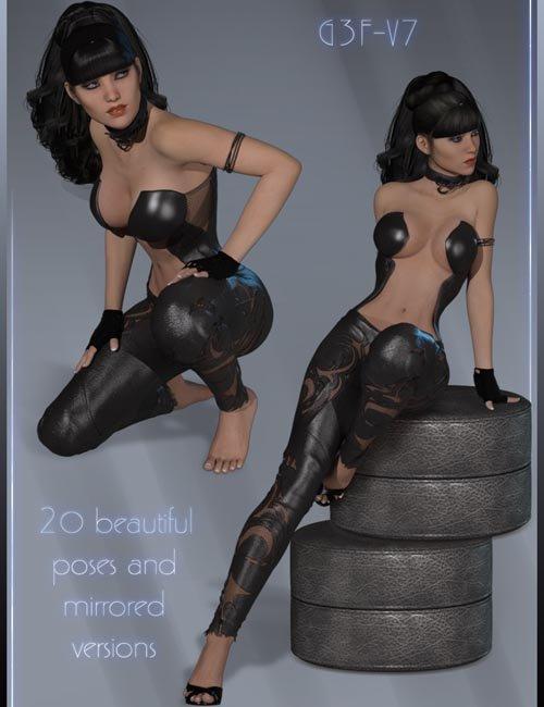 Ravishing Bodies again - G3F-V7