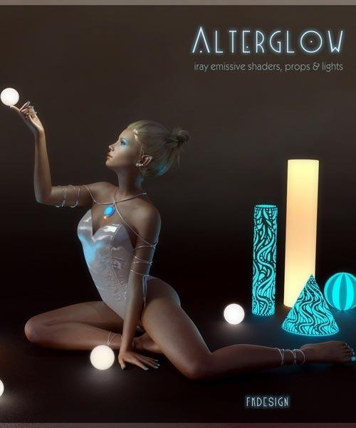 AlterGlow I - Iray Lighting System