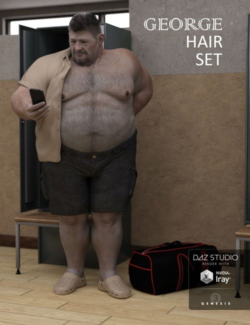 George Hair Set