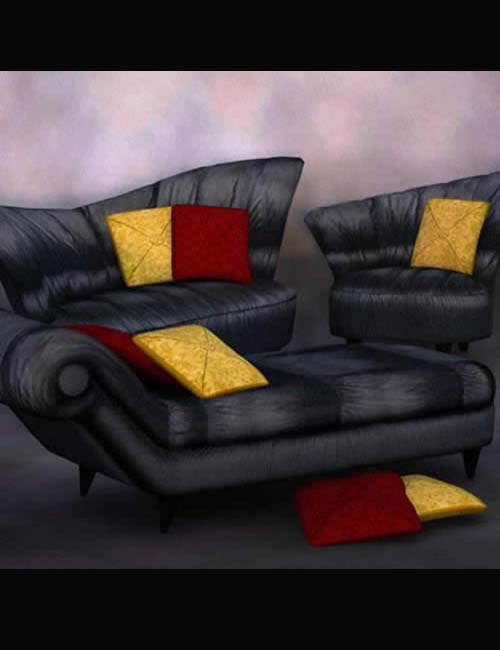 'Luxury in Leather' Upholstery for Deco Redux
