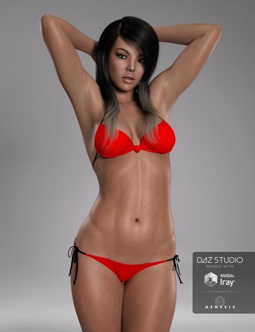 DT- Linda for Genesis 3 Female(s)
