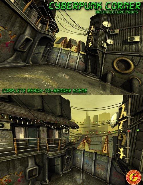 Cyberpunk Corner