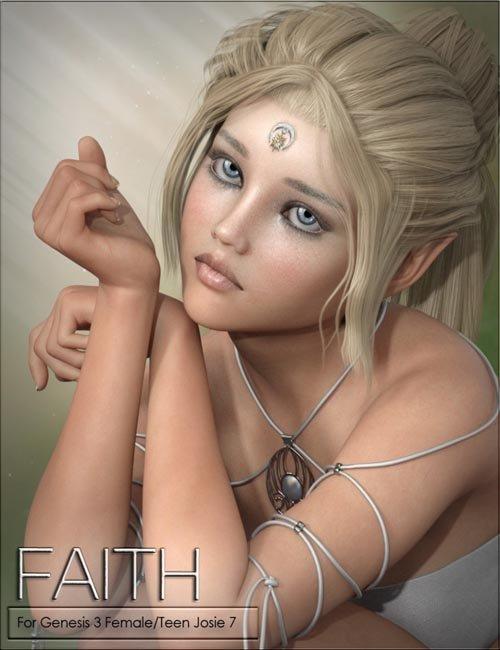VYK Faith for Genesis 3 Female and Teen Josie 7