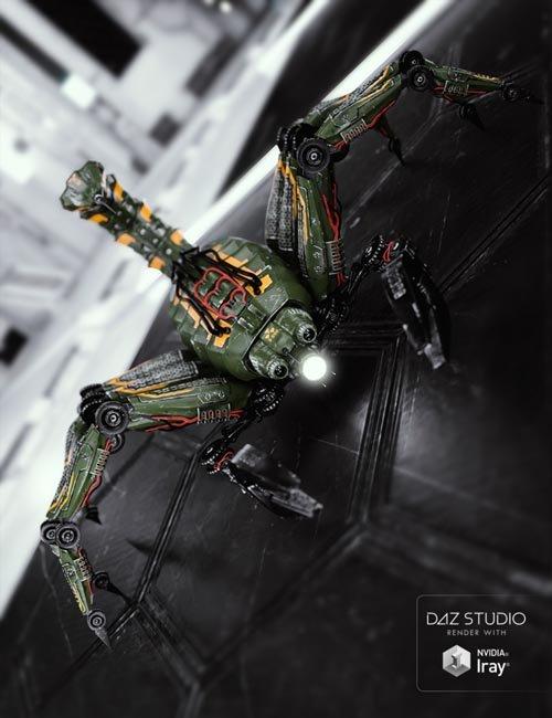 Marcoor Intel Bot - Scorpion