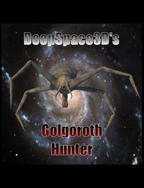 DeepSpace3D's Golgoroth Hunter