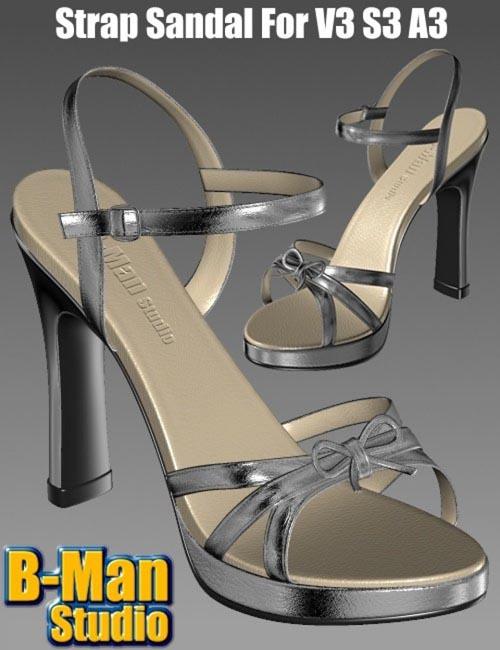 Strap Sandal for V3/S3/A3