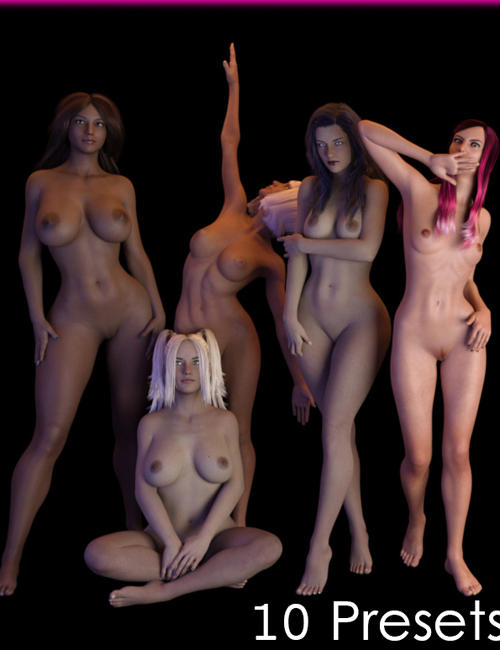Sexy Bodies (10 In 1)