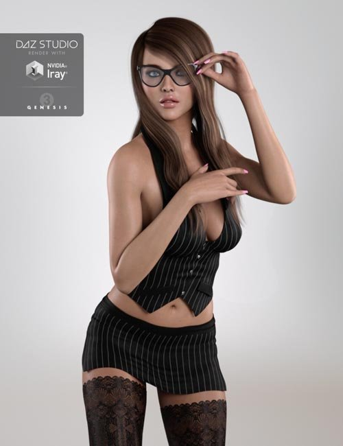 DT- Cindy for Genesis 3 Female(s)