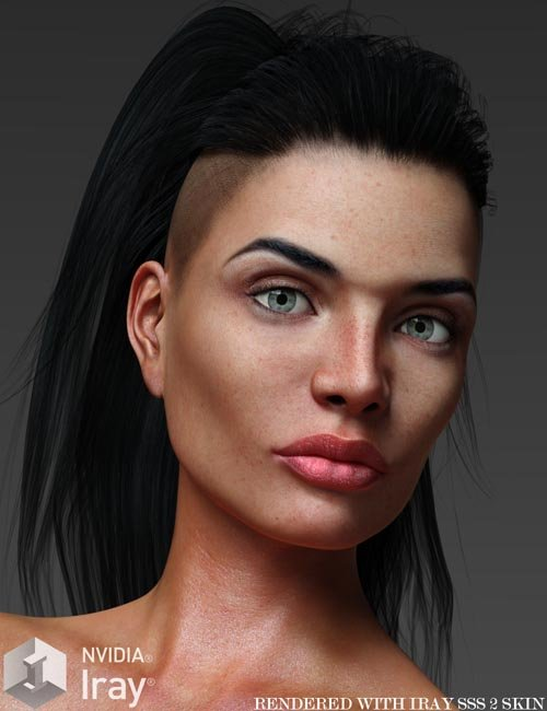 Briony (converted from G3F) for Genesis 8 Female