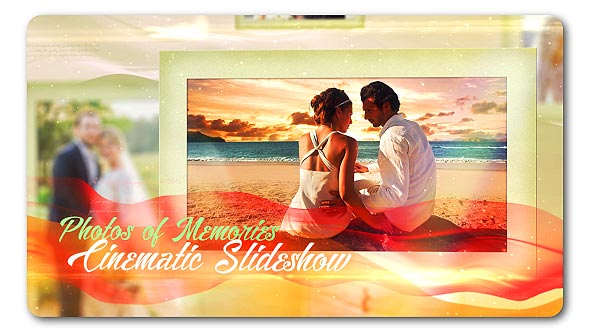 Lovely Slides of Romantic Moments