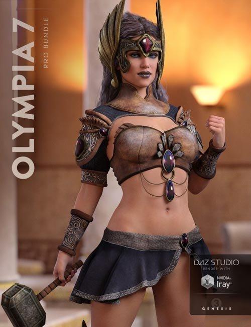 Olympia 7 Pro Bundle