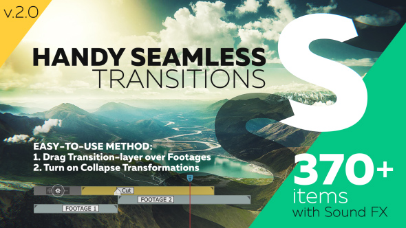 Handy Seamless Transitions   Pack & Script
