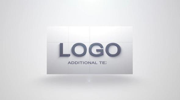 AE CS4 Template: Boxes Logo Intro